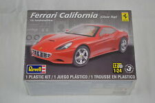 Revell Monogram 4925 1/24 USA Ferrari California (Close Top)