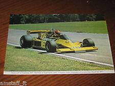 (34)*=G.P. F.1 ARGENTINA 1977 HOFFMANN COPERSUCAR=RITAGLIO=CLIPPING==FOTO=