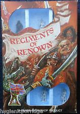 1984 oreon's Wood Elf Archers Reggimenti di notorietà RR7 Officer pre slotta Elven