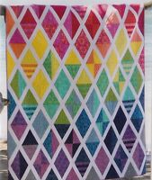 Set Sail - fabulous modern pieced quilt PATTERN - Jaybird