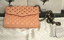 Rebecca Minkoff Quilted Mini Affair With Studs Shoulder Bag--NWT