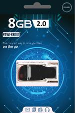 8GB USB Memory Stick 8GB Flash Drive, USB 2.0 Memory Stick, Quality Product