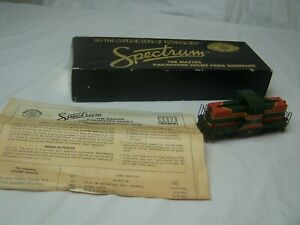 Bachmann Spectrum GE 44-Ton Switcher Great Northern #51 80011 HO Gauge