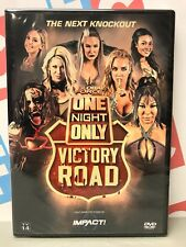 TNA Impact Wrestling One Night Only Victory Road 2017 DVD The Next Knockout WWE