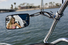"AERIAL WAKEBOARD TOWER MIRROR AND ARM COMPLETE 1.75"" - 2.5"" WITH QUICK RELEASE"