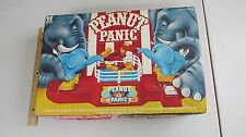 Vintage 1979 Rare Tomy Family Game Called Peanut Panic in Original Box