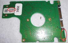 HITACHI HTS541080G9SA00 P/N: 0A27404 MLC: DA1519. Placa HDD PCB Board.