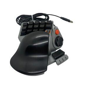 Belkin Nostromo SpeedPad N52 F8GFPC100 USB Gaming Keyboard Keypad