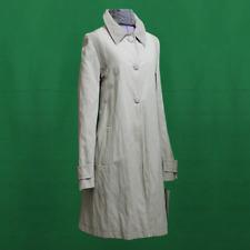 """ERICH FEND """"GLUDILA-44"""" Trenchcoat Neu UVP 279€ Mantel Größe 38 40 Beige jacke"""