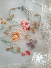 Antique vintage lace-6 items