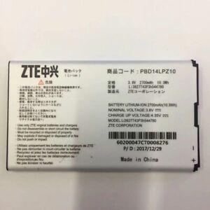 NEW Li3827T43P3h544780 Battery For ZTE MF975 4G LTE POCKET WIFI 306ZT ZEBAU1