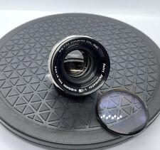Petri Automatic 1:1.8 F=55MM Lens,For Petri Flex 7,Pteri Cameras,[+IMMACULATE+].