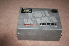 The Wire - The Complete Series (DVD, 2010, 23-Disc Set) *Brand New Sealed*