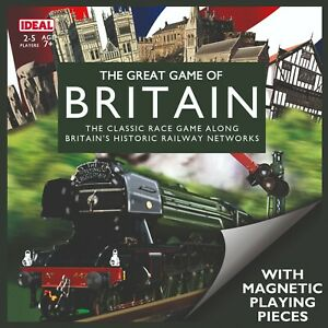 The Great Game of Britain - Travel Edition from Ideal
