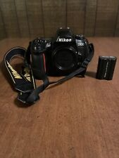 Nikon D100 Digital SLR Camera - Black (Body Only)