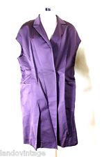 MARNI Lavander Purple Coat Dress Trench 40 6 7 8