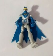 """Mattel DC Comics Batman 4"""" Action Figure with Cape and Yellow Glasses Ultimate"""