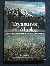 Treasures of Alaska: Last Great American Wilderness [Hardcover] [Mar 01, 2002]..