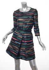 ESSENTIEL ANTWERP Womens Black LEKA Top+Pleated Skirt Co-Ord Set 34/2 XS NEW NWT