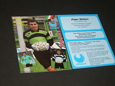 Peter Shilton Leicester,Stoke,Notts.Forest,Southampton.Derby,Plymouth,WHU.Orient