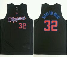"""Blake Griffin Los Angeles Clippers Adidas """"Nickname"""" Swingman Jersey XL (RARE)"""