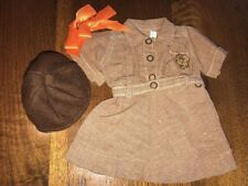 Doll Terri Lee Clothing Scouting Brownie Uniform  tagged 1950's