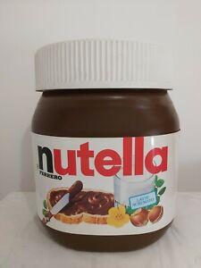 Nutella grande barattolo contenitore