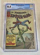 Amazing Spider-man #20 CGC 8.5 (1st Appearance Of Scorpion)