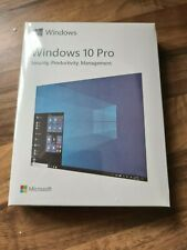 Windows 10 Pro Professional Sealed USB 32/64 Bit Pack - Worldwide delivery