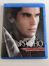 American Psycho Uncut Version Blu-ray Disc