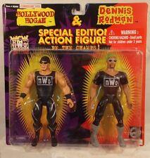 WCW NWO Hollywood Hulk Hogan & Dennis Rodman 2-Pack OSFTM (MOC)