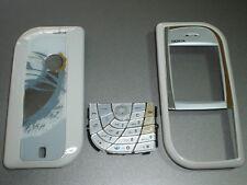 new Nokia 7610 cover keypad set white