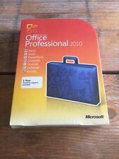 Microsoft Office Professional 2010, version complète, anglais avec TVA-FACTURE