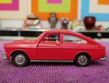Dinky Toys Volkswagen VW 1600 TL Mod. 163, like new