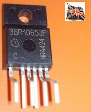 REGOLATORE di ICE3BR1065JF 3BR1065 utilizzato in LG Power Supply Board 3br1065jf UK STOCK