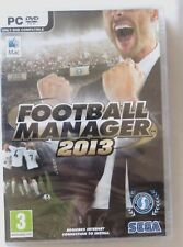67062 - Football Manager 2013 [NEW / SEALED] - PC (2012) Windows 8