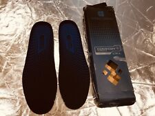 Shoes for Crews Comfort Insole Polyurethane Gel Inserts Mens 9 Womens 10 New