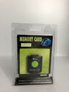 Unopened 8MB Xbox Memory Card