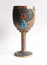Nemesis Now - Egyptian Scarab Altar Chalice - 17 cm high