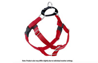 2 Hounds Design Freedom No-Pull Dog Harness ONLY Adjustable Comfortable Walk