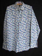 Paul Smith floral shirt. 16 1/2 collar. Liberty fabric