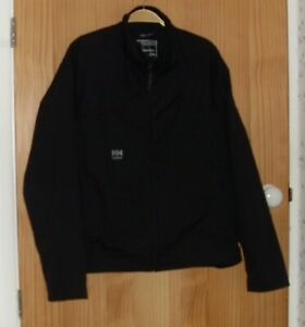 Helly Hansen Workwear Jacket, Black, Size M