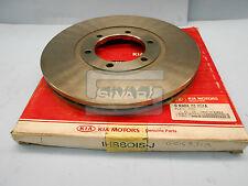 Paar Bremsscheiben vorne Original Kia K2500 K2700 1999-2006 0K60A-33-251A sivar