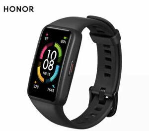 "Huawei Honor Band 6 Smart Wristband Full Screen 1.47"" AMOLED Smartwatch"