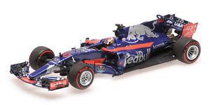 Toro Rosso Str12 Pierre Gasly Debut Japanese Gp 2017 MINICHAMPS 1:43 417171410 M