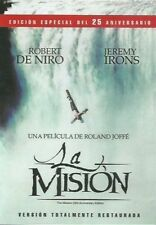 La Mision /The Mission (1986) Robert De Niro& Jeremy Irons NEW DVD