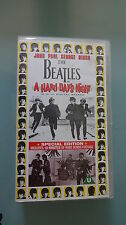 The Beatles - Hard Days Night - VHS - Stereo - Special Edition