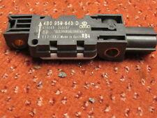 4B0959643D Sensor Querbeschleunigung Crashsensor hi li re Audi A3 8P A8 4E R8