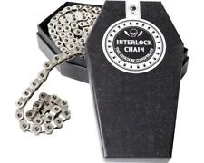 114-06160-P The Shadow Conspiracy Interlock V2 Chain (Silver)