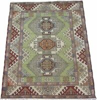 6X10 Sarab Twisted Wool Hand-Knotted Area Rug Oriental Carpet (5.10 x 8)